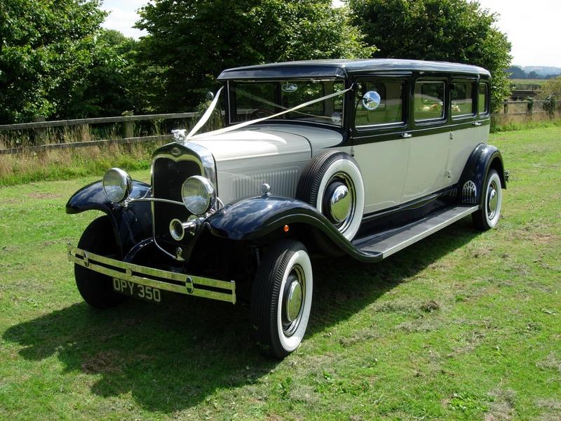 Classic Wedding Car Hire Bedfordshire